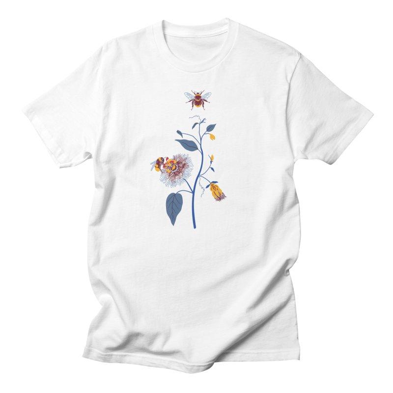 Spring Blast 3 Women's Regular Unisex T-Shirt by Kika
