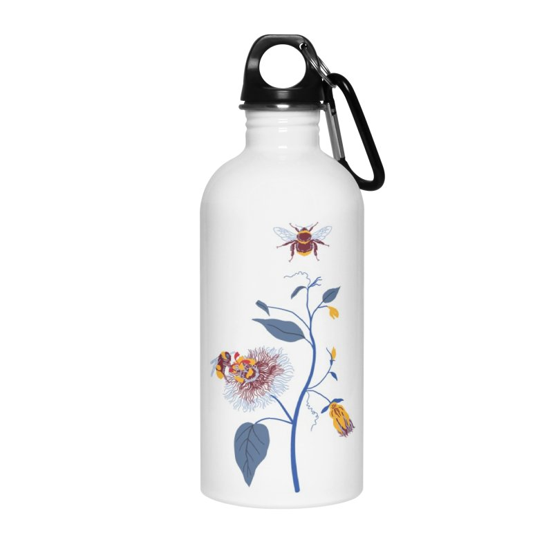 Spring Blast 3 Accessories Water Bottle by Karina Zlott