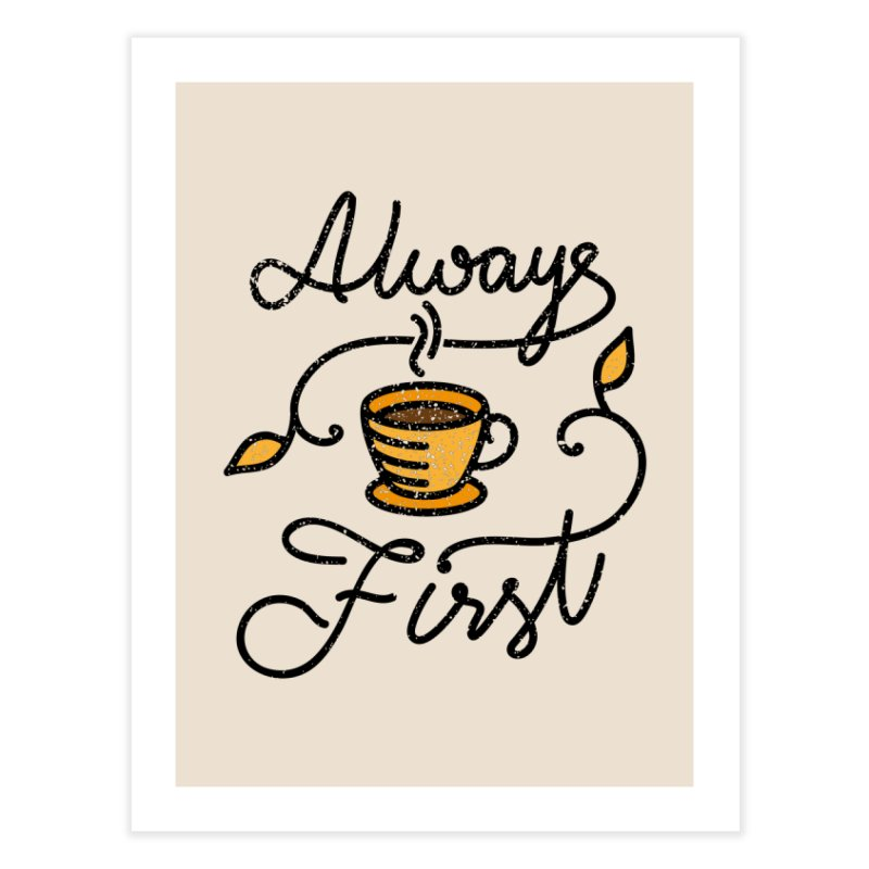 Always First Home Fine Art Print by Karina Zlott