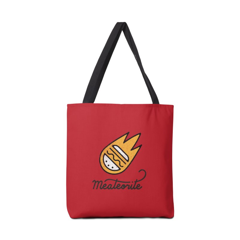 Meateorite Accessories Tote Bag Bag by Kika