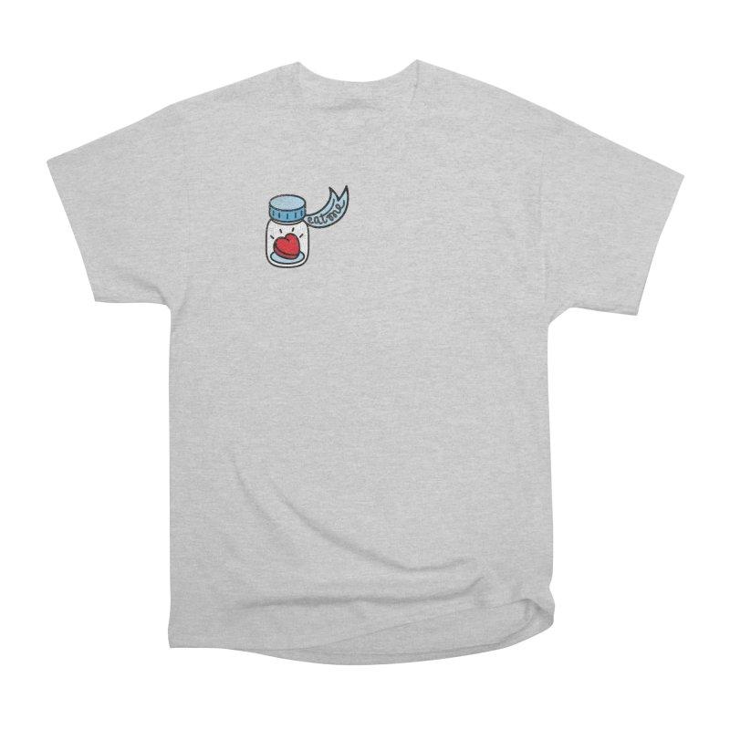 Eat Me Women's Heavyweight Unisex T-Shirt by Karina Zlott