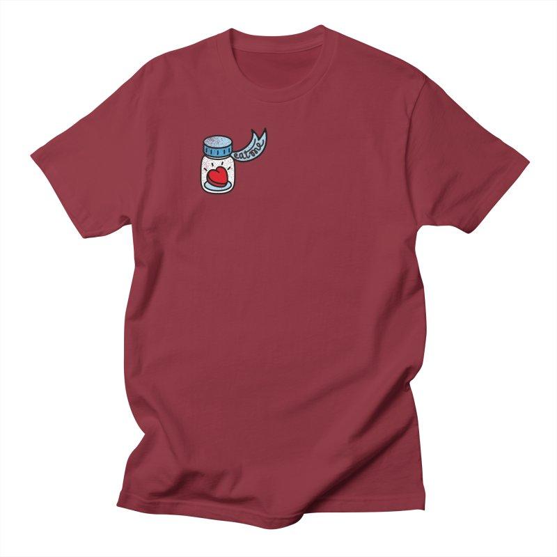 Eat Me Men's Regular T-Shirt by Kika