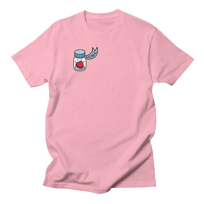 Eat Me Women's Regular Unisex T-Shirt by Karina Zlott