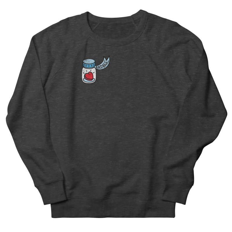 Eat Me Women's French Terry Sweatshirt by Kika