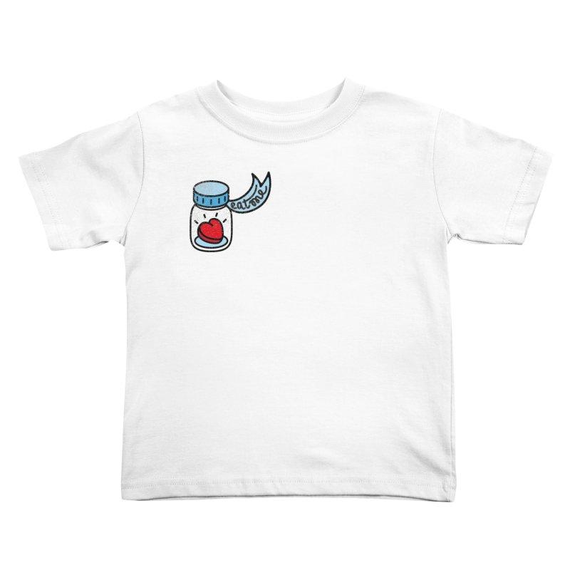 Eat Me Kids Toddler T-Shirt by Kika