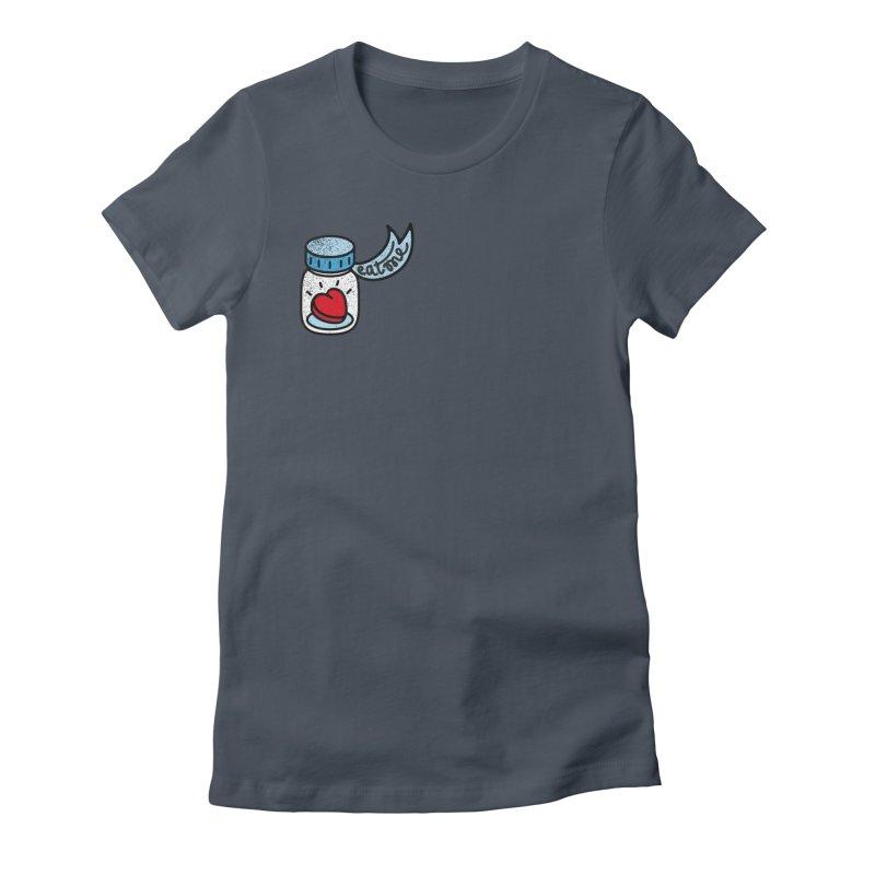 Eat Me Women's T-Shirt by Kika