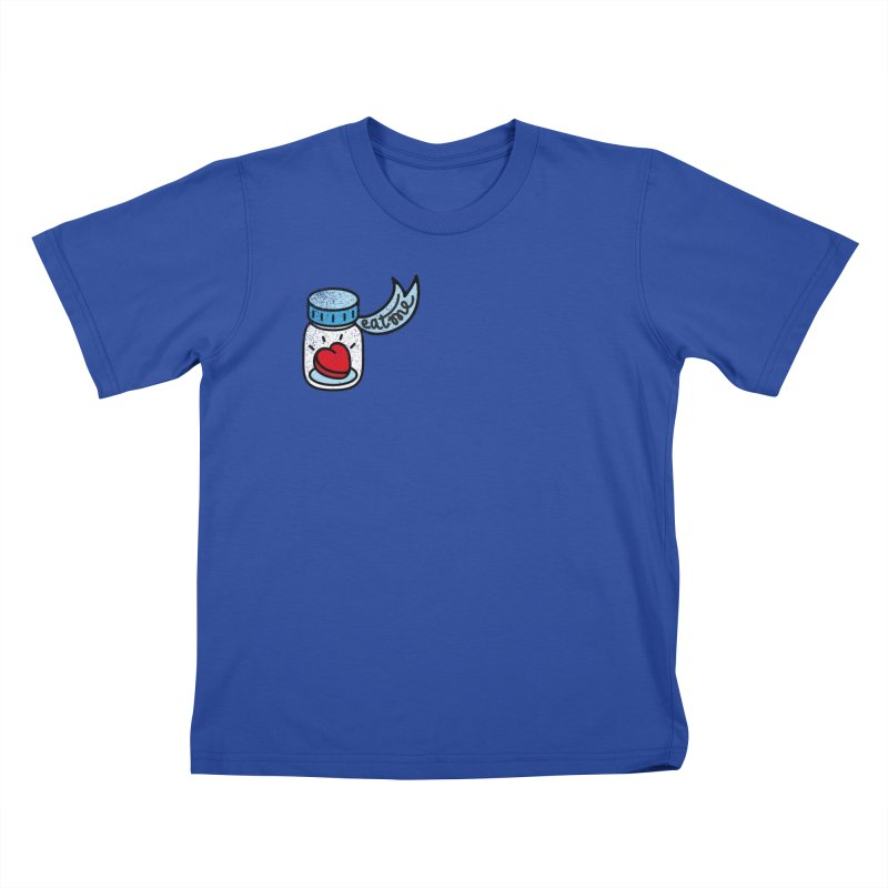 Eat Me Kids T-Shirt by Karina Zlott