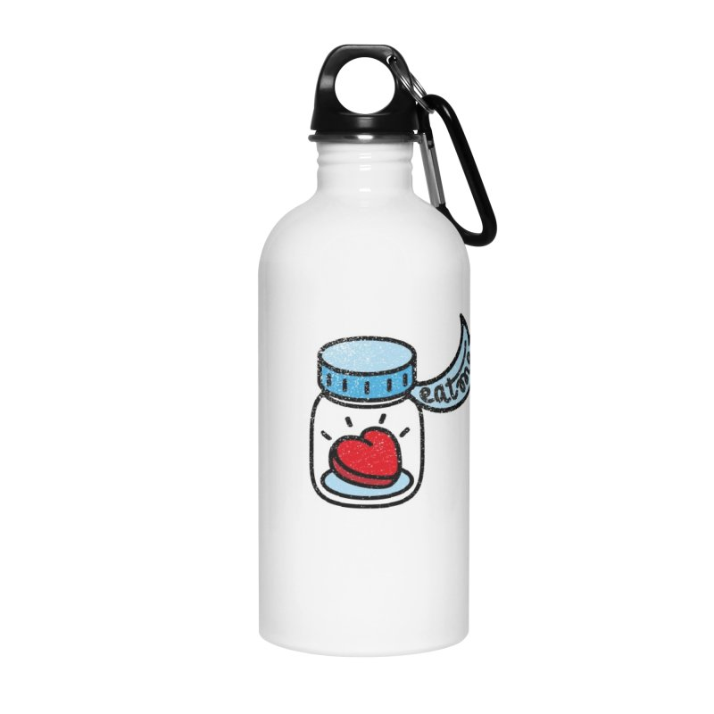 Eat Me Accessories Water Bottle by Kika