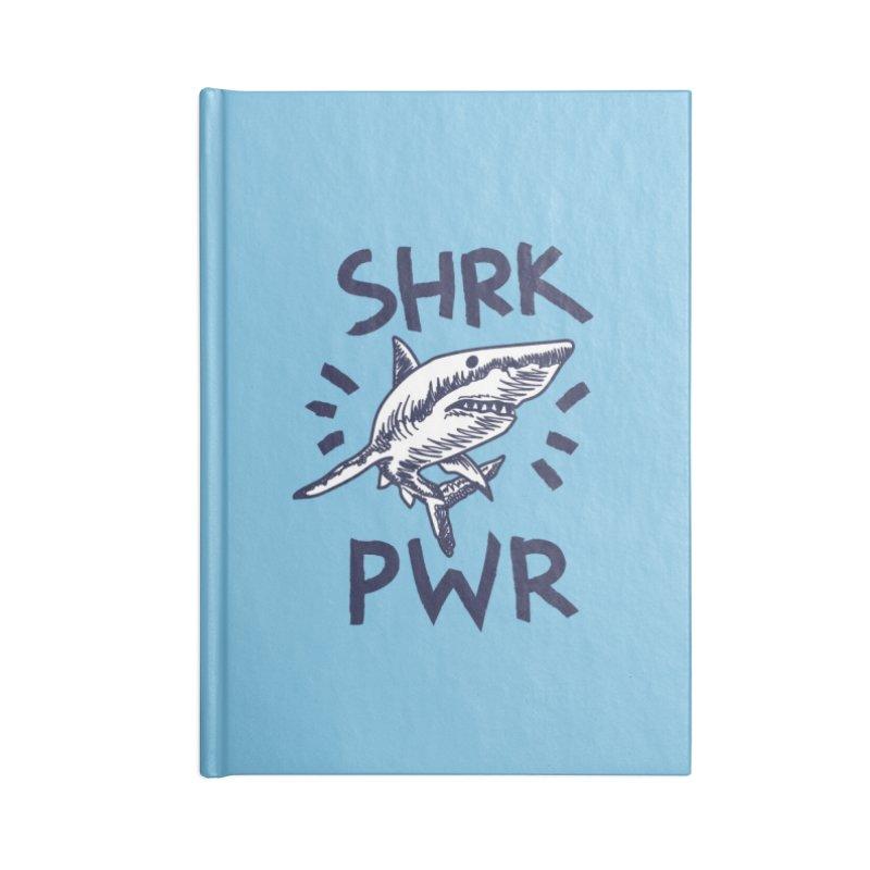 SHRK PWR Accessories Notebook by Karina Zlott