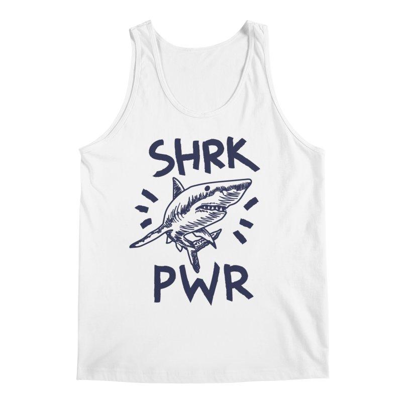 SHRK PWR Men's Regular Tank by Kika
