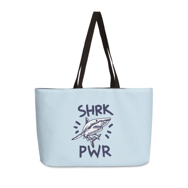 SHRK PWR Accessories Weekender Bag Bag by Kika