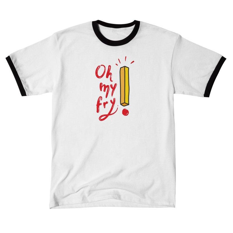 Oh my fry! Women's T-Shirt by Kika