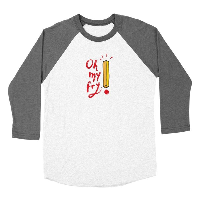 Oh my fry! Women's Longsleeve T-Shirt by Kika
