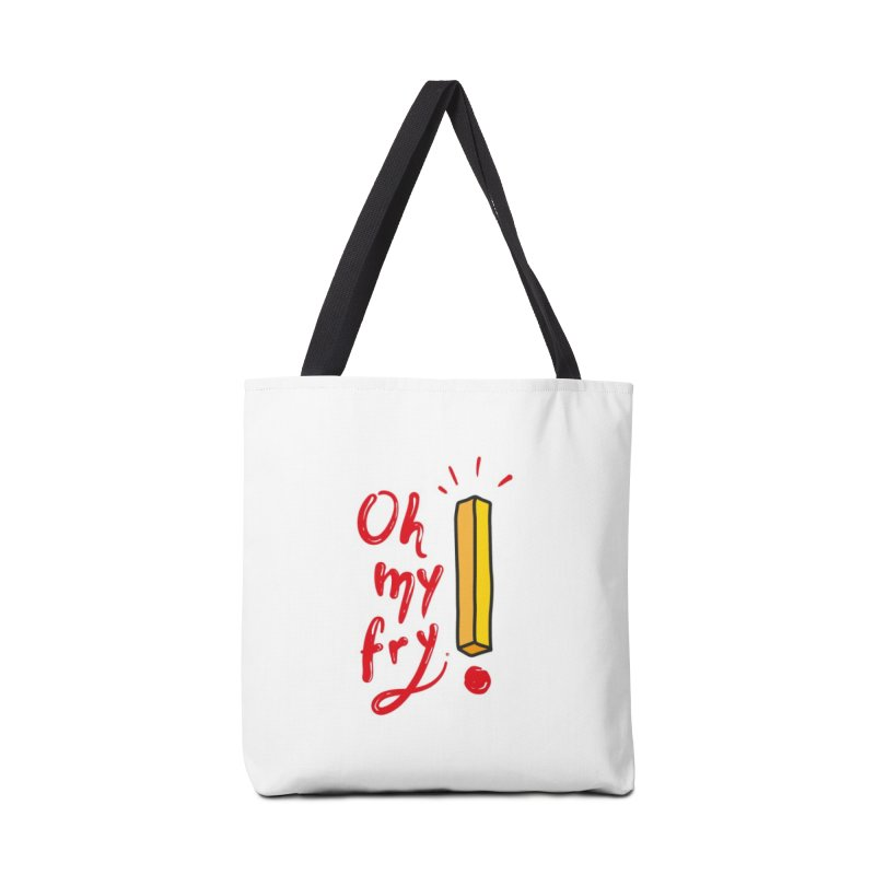 Oh my fry! Accessories Tote Bag Bag by Kika