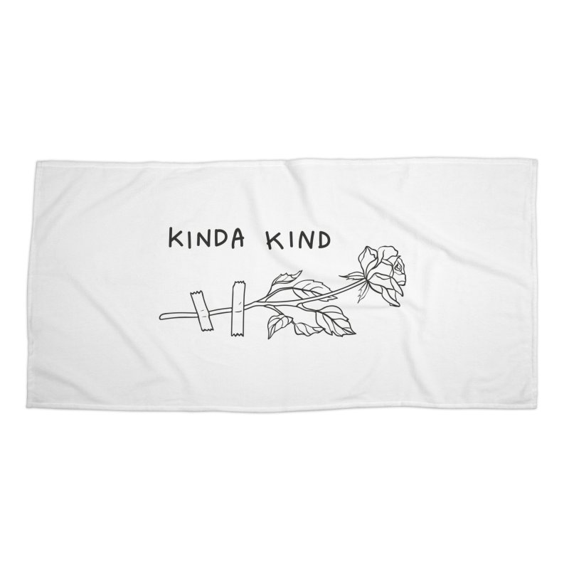 Kinda Kind Accessories Beach Towel by Karina Zlott