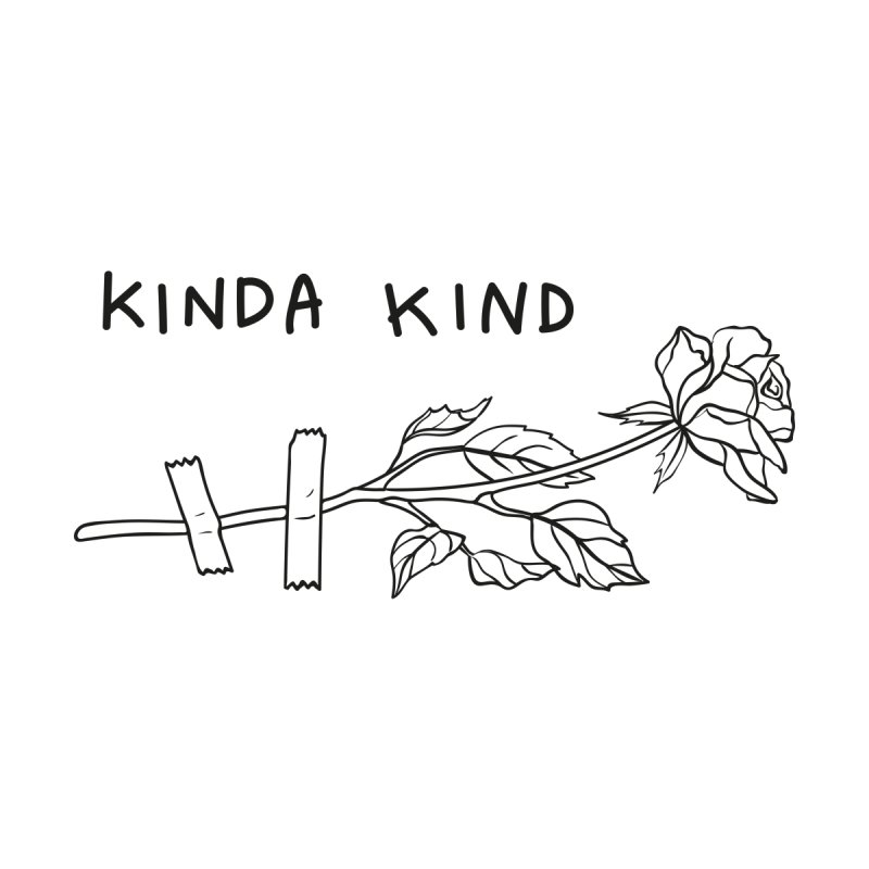 Kinda Kind Women's T-Shirt by Kika