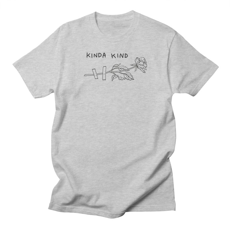 Kinda Kind Men's Regular T-Shirt by Kika