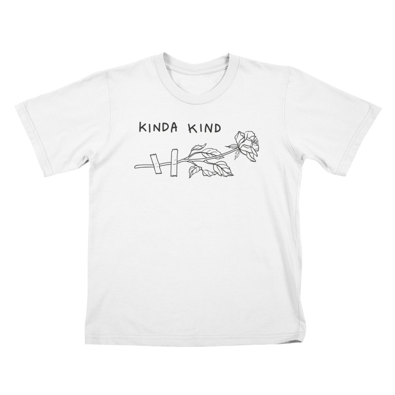 Kinda Kind Kids T-Shirt by Karina Zlott