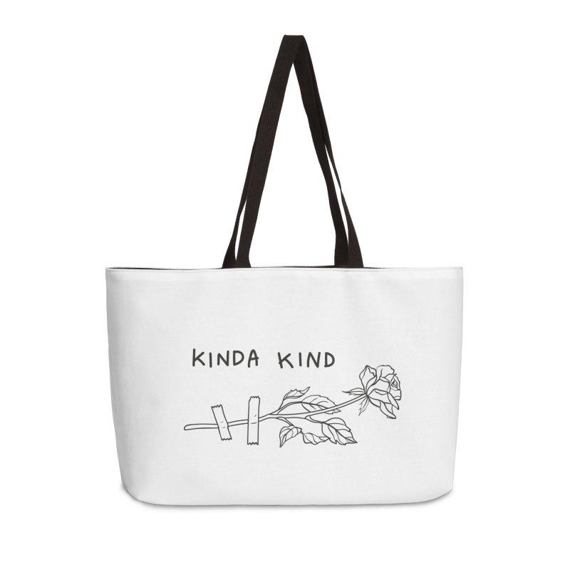 Kinda Kind Accessories Weekender Bag Bag by Kika