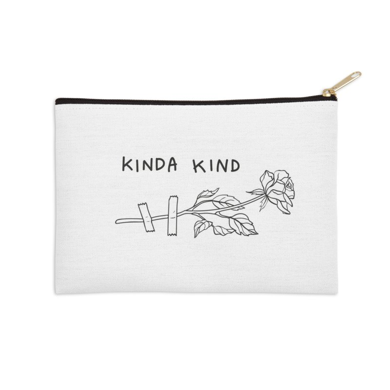 Kinda Kind Accessories Zip Pouch by Karina Zlott