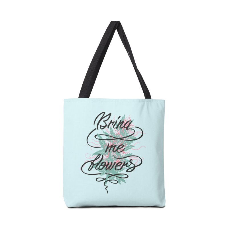Bring me flowers Accessories Tote Bag Bag by Kika
