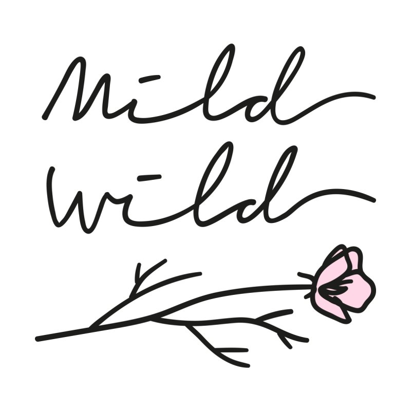 Mild Wild Women's T-Shirt by Kika