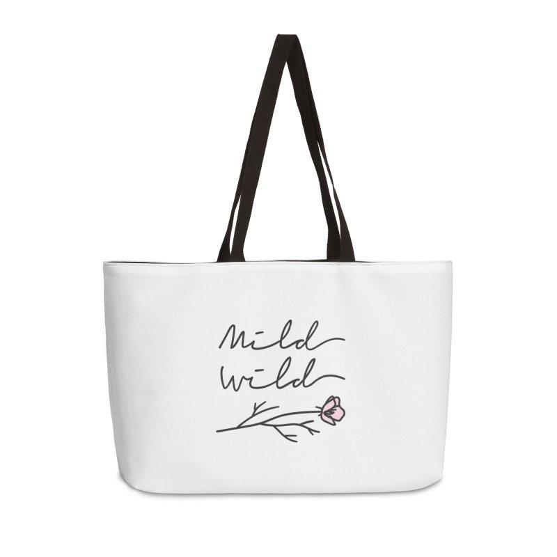 Mild Wild Accessories Weekender Bag Bag by Kika