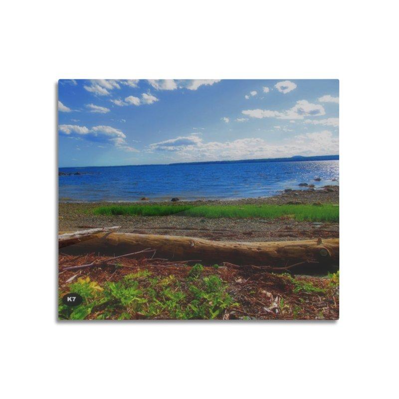 Atlantic Coast 3 Home Mounted Acrylic Print by Karmic Reaction Art