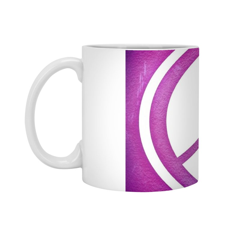 Peace 2 Accessories Standard Mug by Karmic Reaction Art