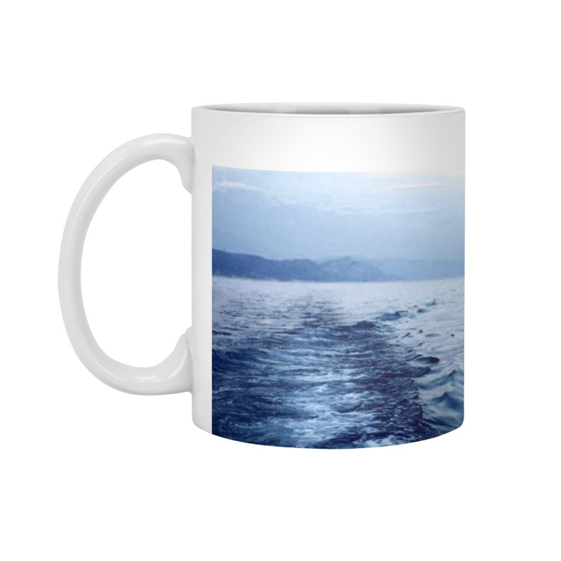 "Quote: ""When you feel like quitting remember why you started."" Accessories Standard Mug by Karmic Reaction Art"