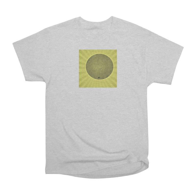 Sunshine Women's Heavyweight Unisex T-Shirt by Karmic Reaction Art