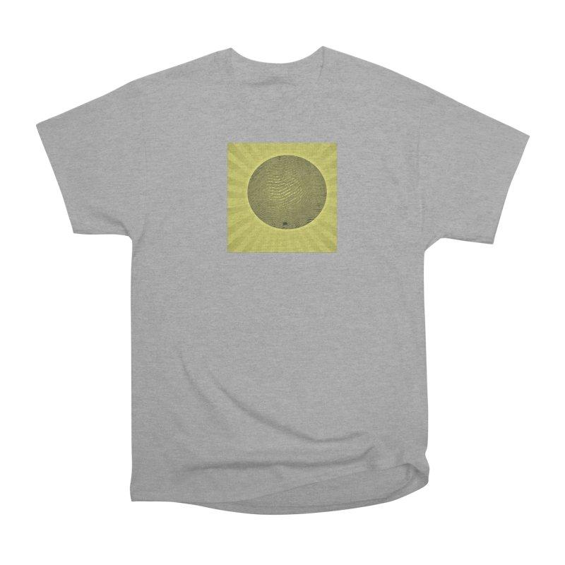 Sunshine Men's Heavyweight T-Shirt by Karmic Reaction Art