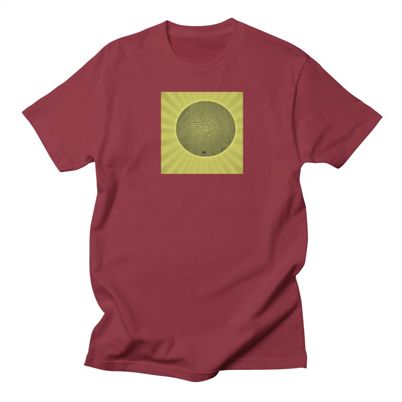 Sunshine Women's Regular Unisex T-Shirt by Karmic Reaction Art