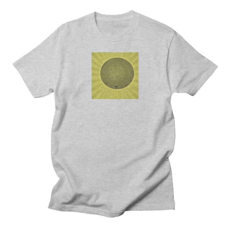 Sunshine Men's Regular T-Shirt by Karmic Reaction Art