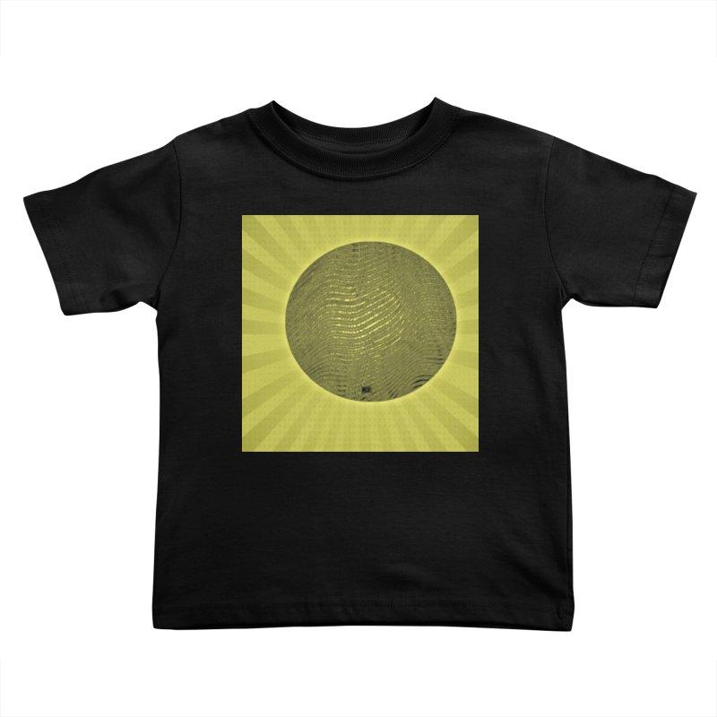 Sunshine Kids Toddler T-Shirt by Karmic Reaction Art