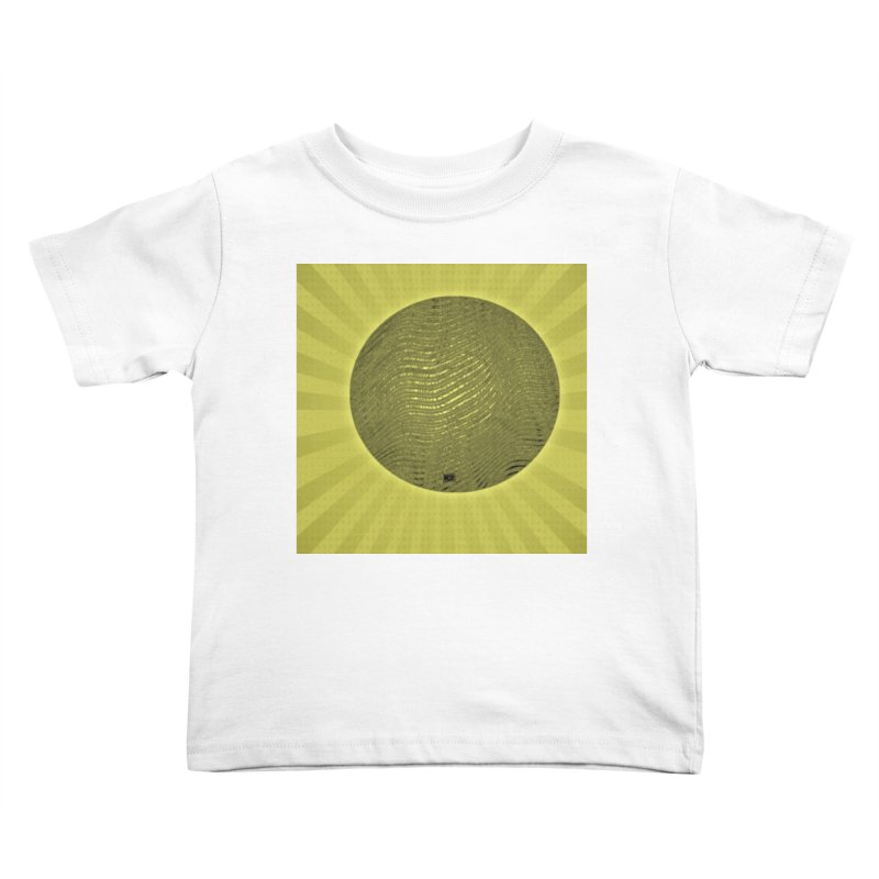 Sunshine Kids Toddler T-Shirt by Karmic Reaction Art
