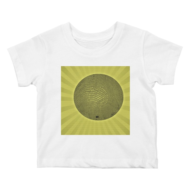 Sunshine Kids Baby T-Shirt by Karmic Reaction Art