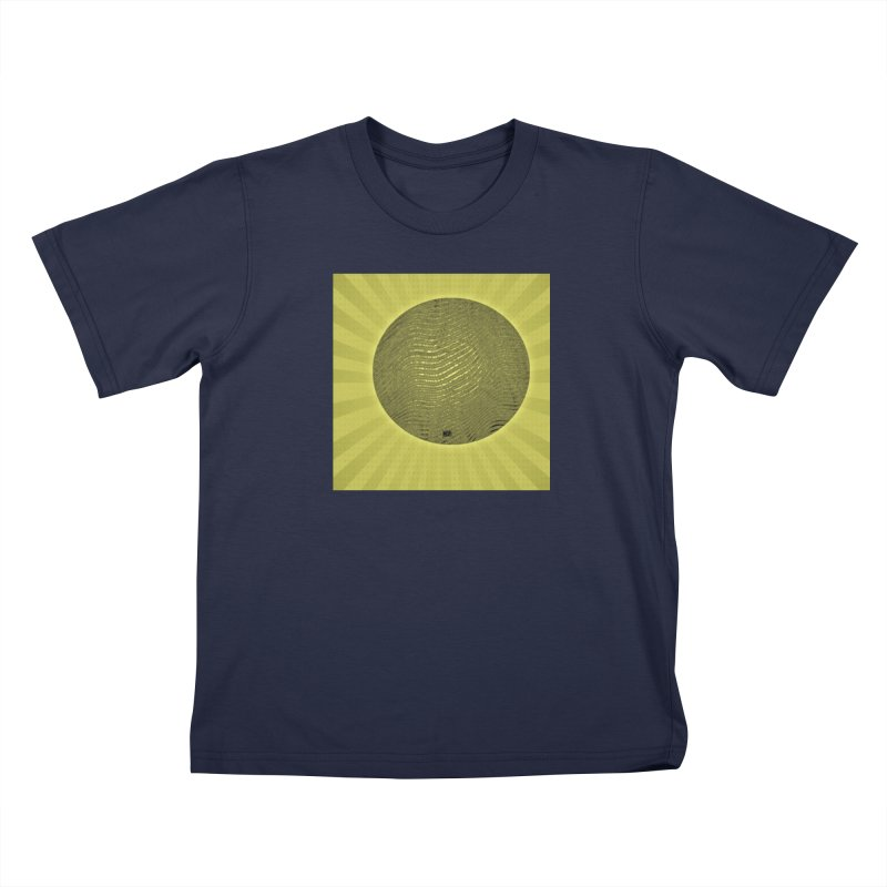 Sunshine Kids T-Shirt by Karmic Reaction Art