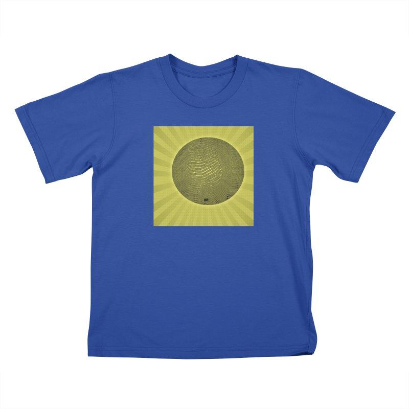 Sunshine Kids T-Shirt by Karmic Reaction Art