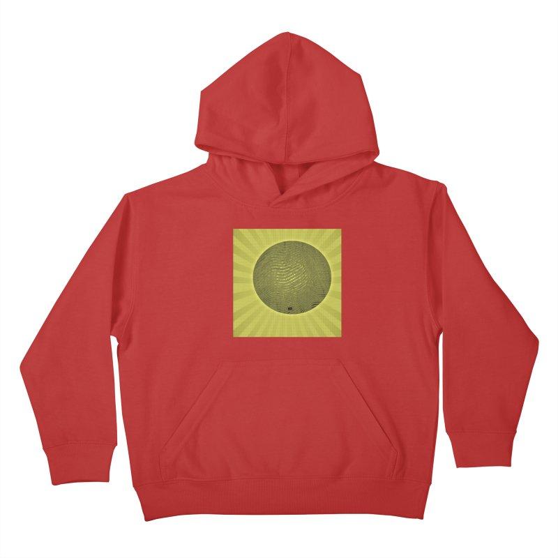 Sunshine Kids Pullover Hoody by Karmic Reaction Art