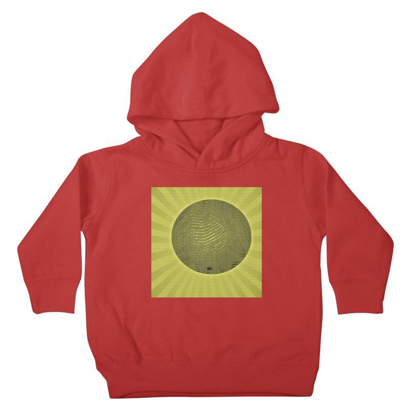 Sunshine Kids Toddler Pullover Hoody by Karmic Reaction Art