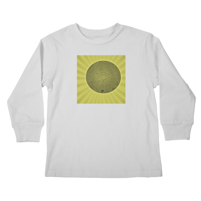 Sunshine Kids Longsleeve T-Shirt by Karmic Reaction Art