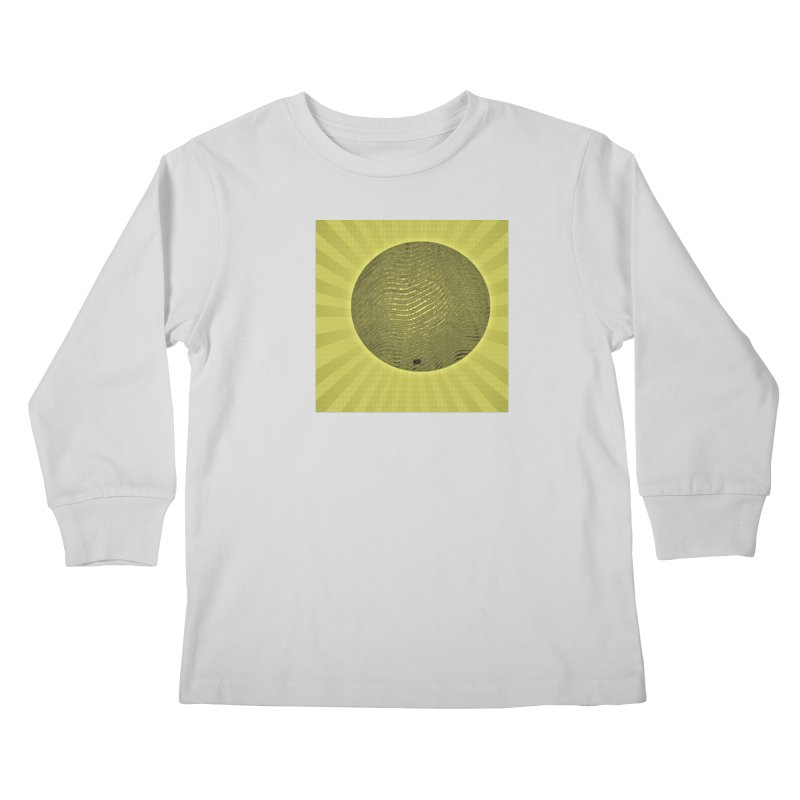 Sunshine Kids Longsleeve T-Shirt by Karmic Reaction Art