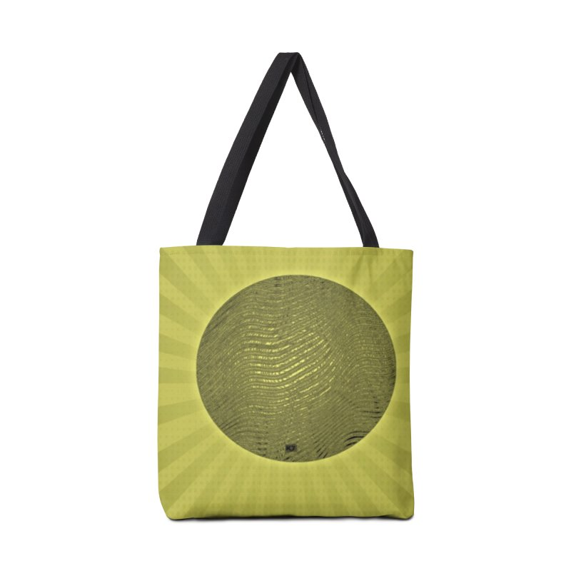 Sunshine Accessories Tote Bag Bag by Karmic Reaction Art