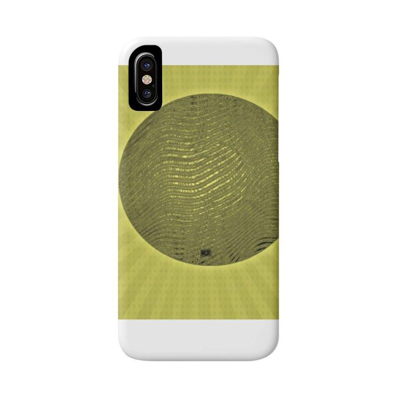 Sunshine Accessories Phone Case by Karmic Reaction Art