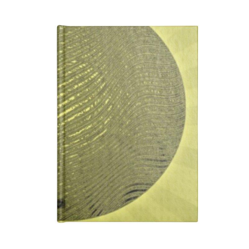 Sunshine Accessories Blank Journal Notebook by Karmic Reaction Art
