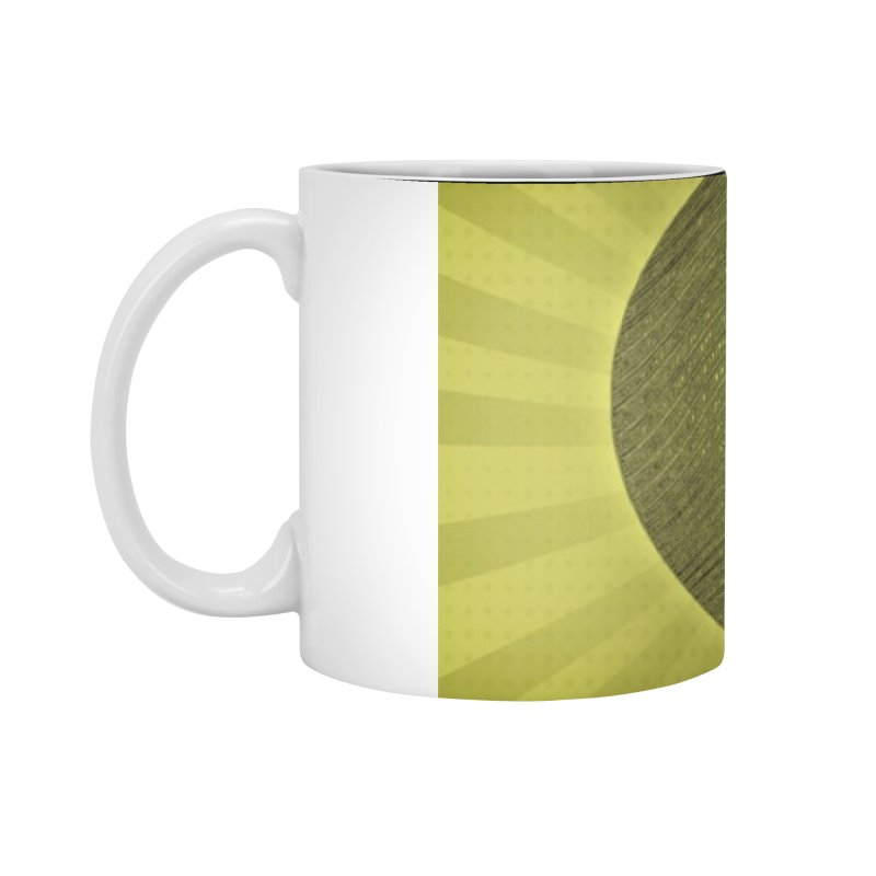 Sunshine Accessories Standard Mug by Karmic Reaction Art