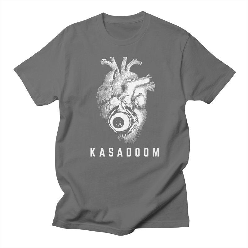 Eye Heart Kasadoom Women's Regular Unisex T-Shirt by Kasadoom's Artist Shop