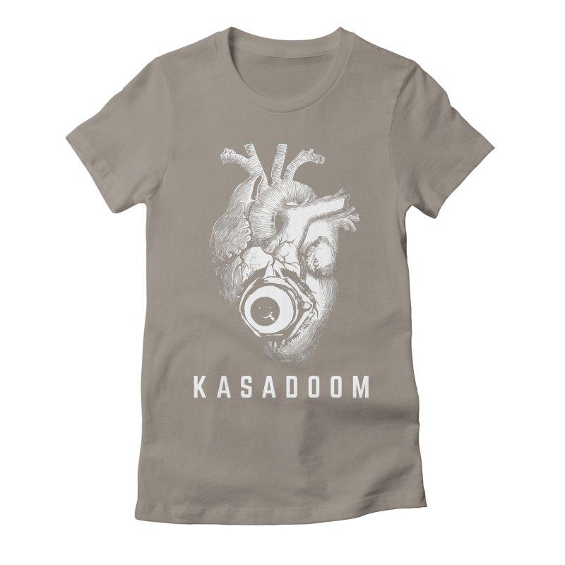 Eye Heart Kasadoom Women's T-Shirt by Kasadoom's Artist Shop