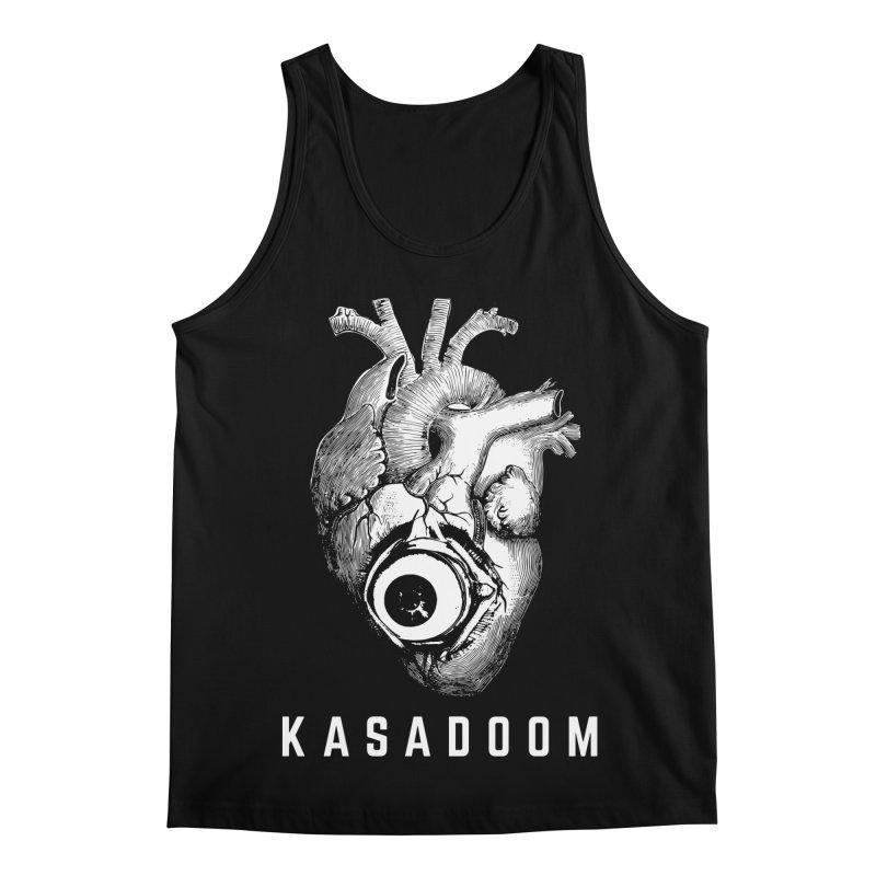 Eye Heart Kasadoom Men's Regular Tank by Kasadoom's Artist Shop